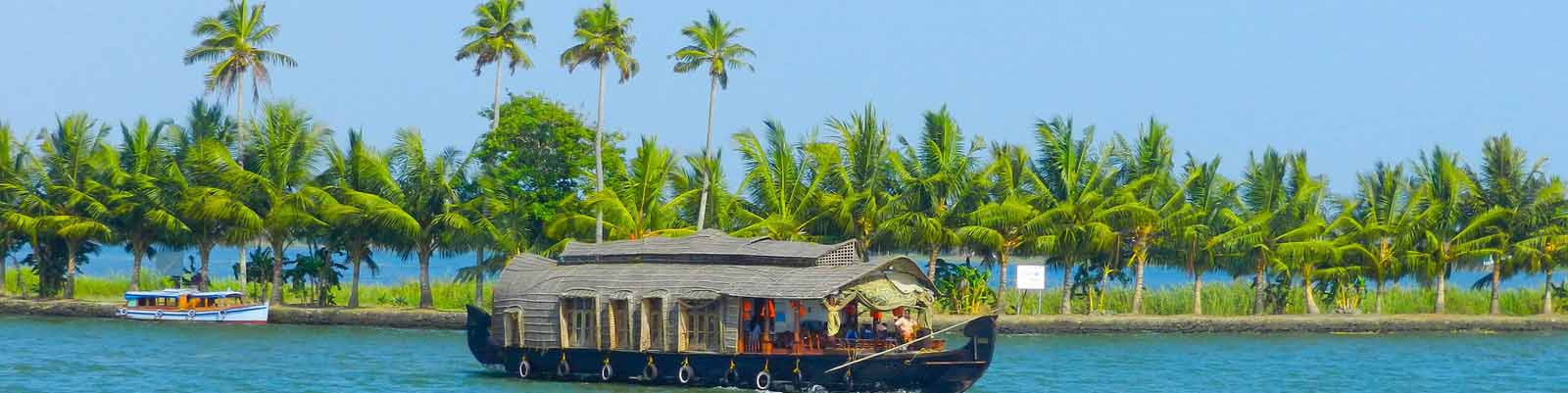 kerala tour and honeymoon packages from Ernakulam