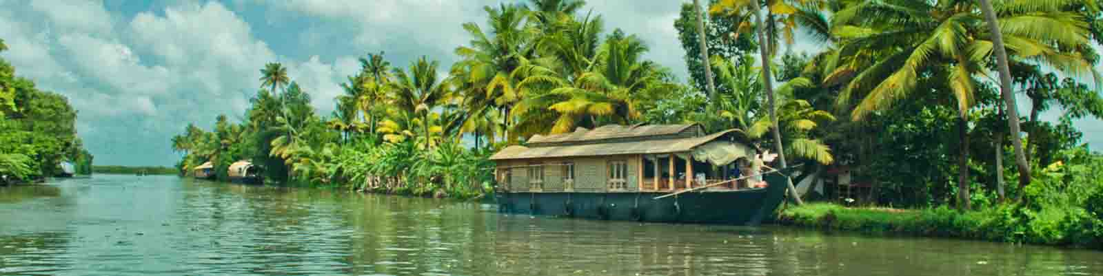 kerala tour and honeymoon packages from Nellore