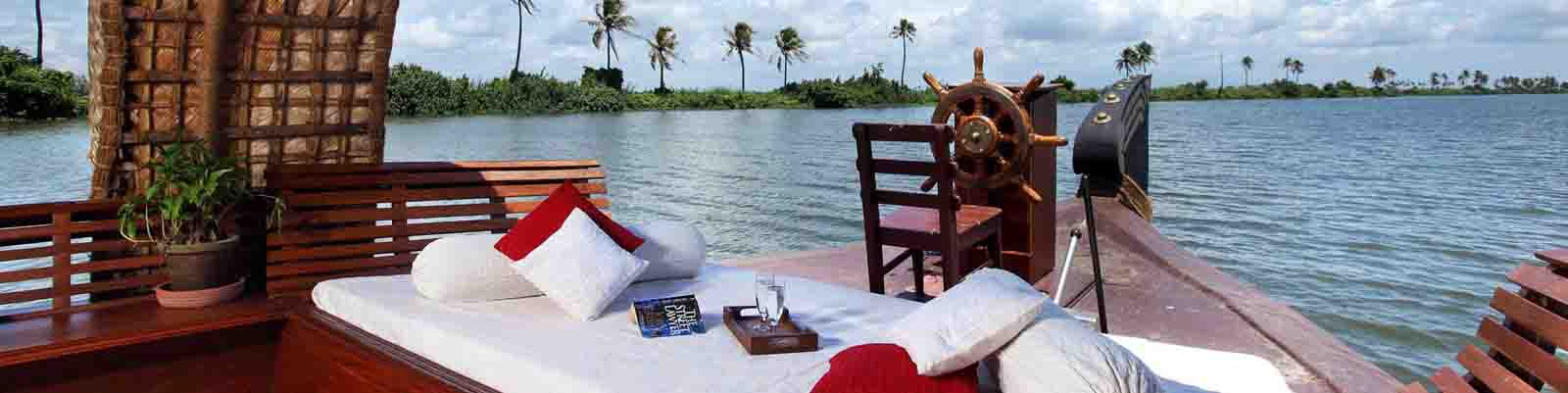 kerala tour and honeymoon packages from Trichy